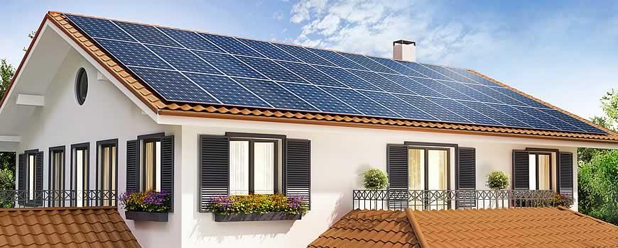 Energía Solar Vivienda Aislada