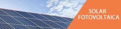 Energía Solar Foltovoltaica