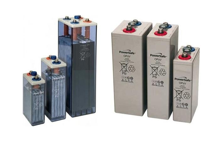 baterías solares o acumuladores solares