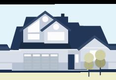 residencias y casas