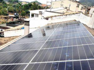 Instalación de Autoconsumo eléctrico en Alaró