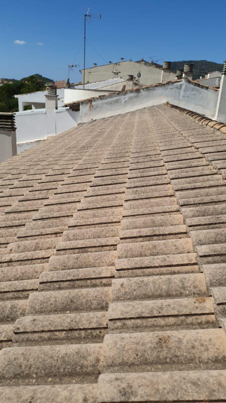 instalación autoconsumo alaró tejado