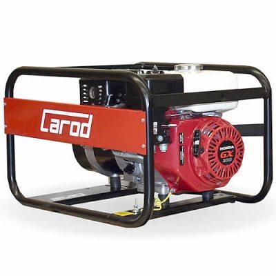 Generador de gasolina carod, motor honda